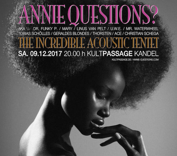(AQ) The Irresistibal Acoustic Tentet (09.12.2017 - Kultpassage Kandel) 800x600pxl_web